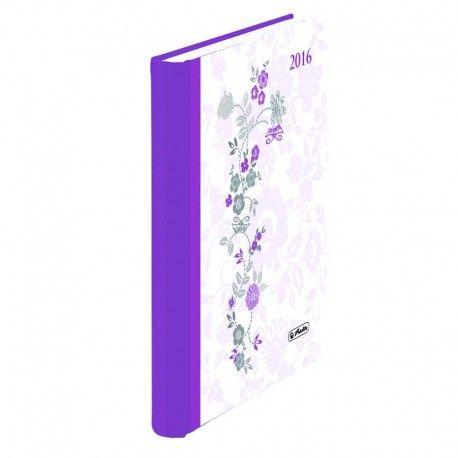 Agenda A5,datata,Romantic,zilnica,352p