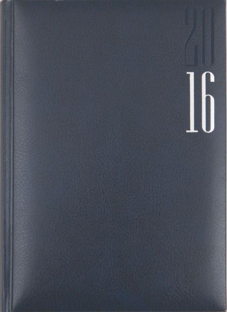 Agenda A5,datata,Malindi,320p,albastru