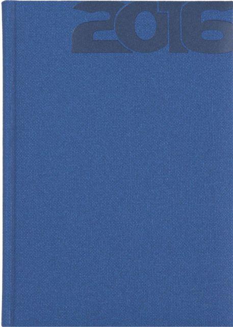 Agenda A5,datata,Delhi,320p,albastru
