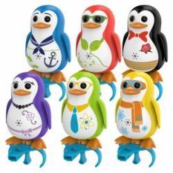 Digipenguins,pinguin interactiv