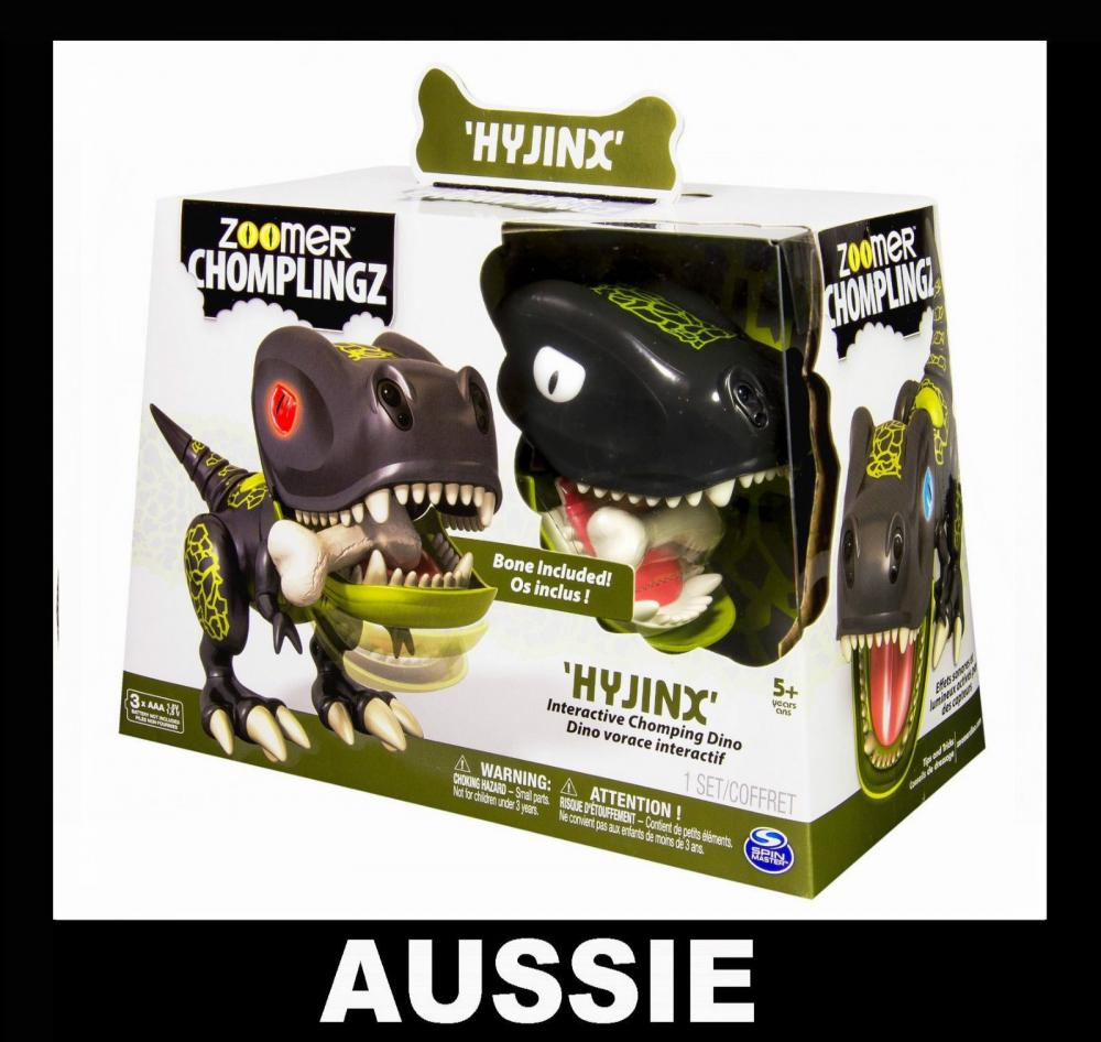 Dinozaur Zoomer Chomplingz,interactiv