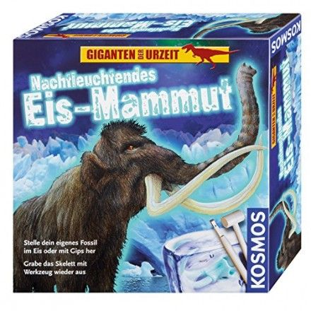 Set sapa si descopera,Mamut fosforescent,Kosmos
