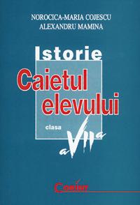 Istorie Caiet Cl.7, Coj Escu, ***