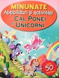 CAI, PONEI SI UNICORNI - 50 ABTIBILDURI