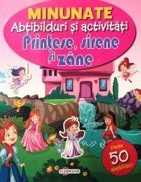PRINTESE, SIRENE SI ZANE - 50 ABTIBILDURI