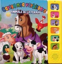 ANIMALE DE LA FERMA - CU SUNETE