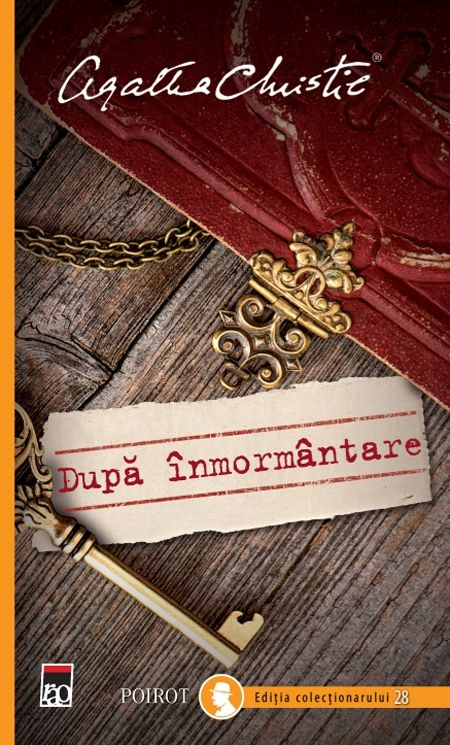 DUPA INMORMANTARE - POIROT EDITIA COLECTIONARULUI