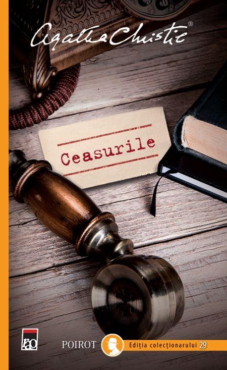 CEASURILE - POIROT EDITIA COLECTIONARULUI
