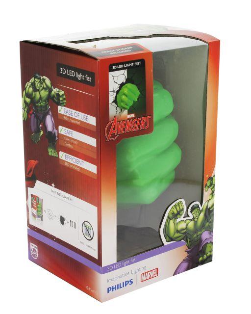 Lampa ambientala Hulk