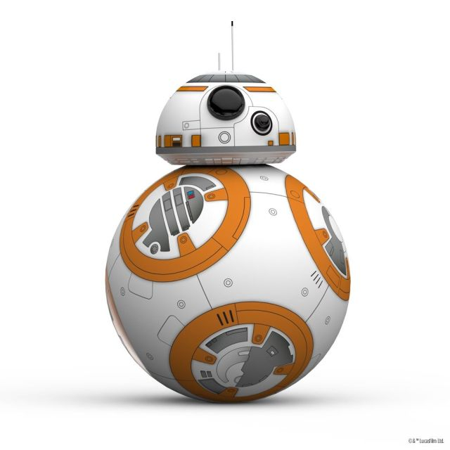 Robot BB-8 Star Wars