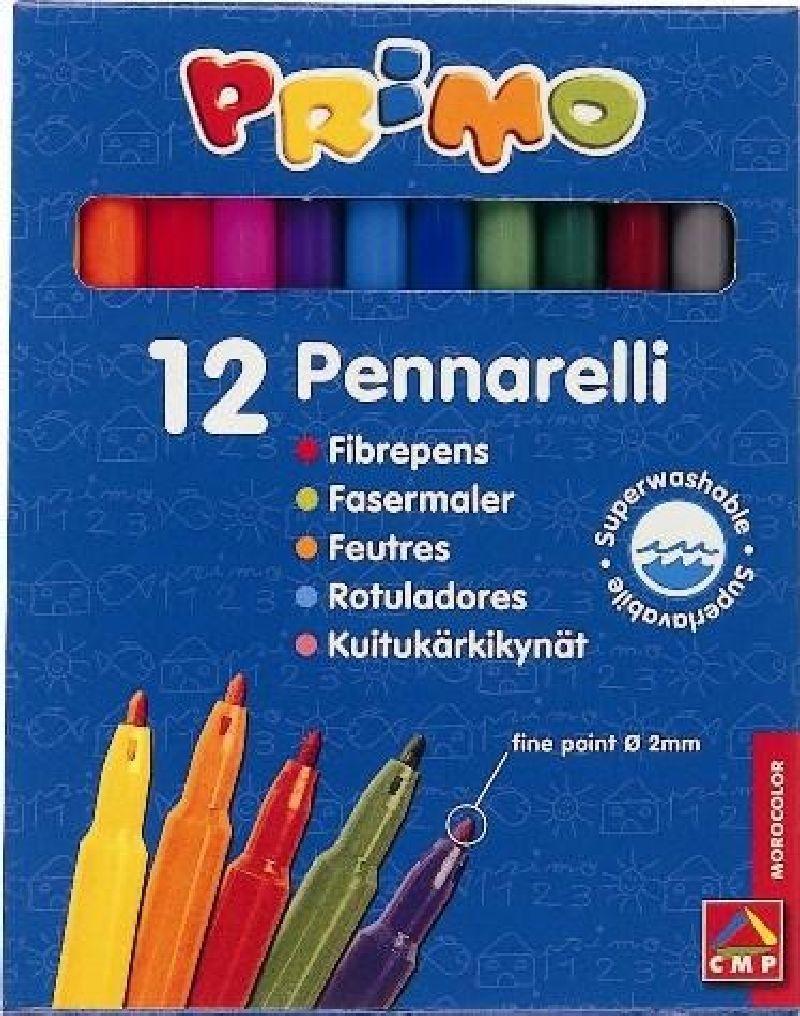 Markere pt copii,12b/s,Morocolor