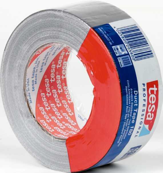 Banda adeziva Tesa D uctTape,48mmx50m