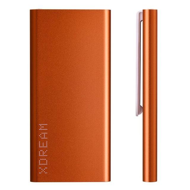 Baterie portabila XS, 3000mAh, portocaliu