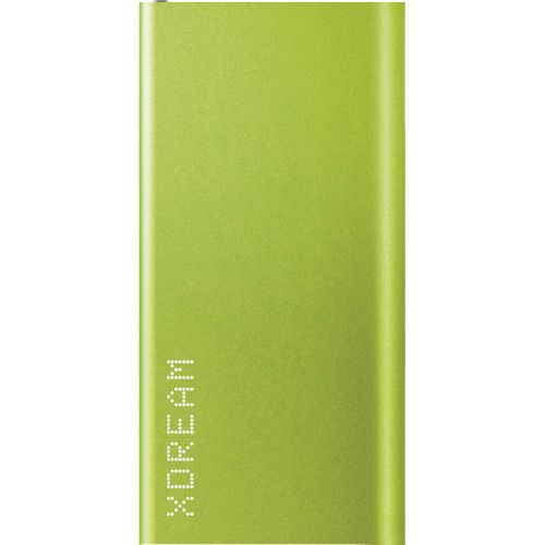 Baterie portabila XL, 5400mAh, verde