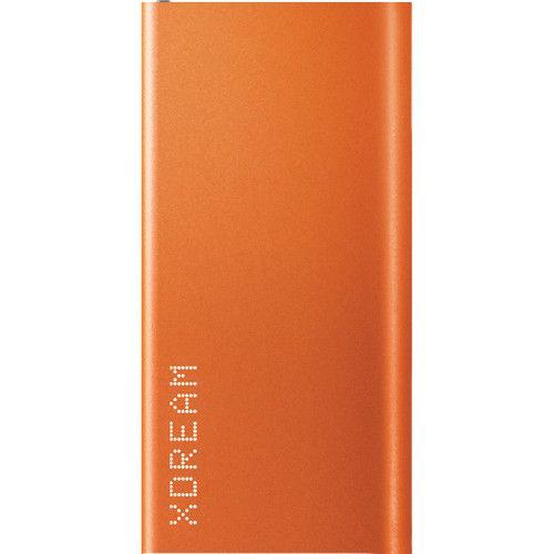 Baterie portabila XL, 5400mAh, portocaliu