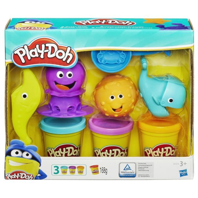 PlayDoh-Set creatie,Figurine marine