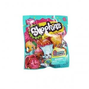 Figurina Shopkins,in punga,S3