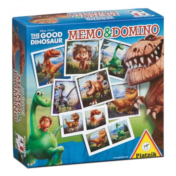 Joc memo,domino,The Good Dinosaur