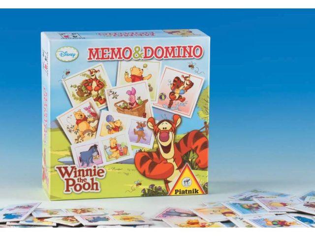 Joc memo,domino,Winnie The Pooh