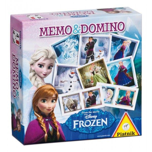 Joc memo,domino,Frozen