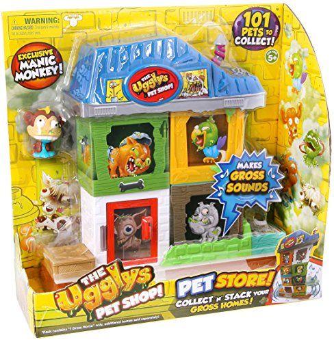 Figurina The Ugglys,magazin de animale