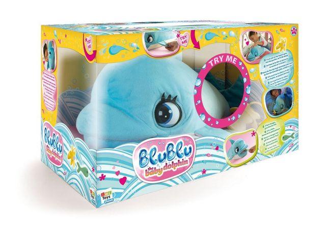 Plus Delfinas Blu Blu,interactiv