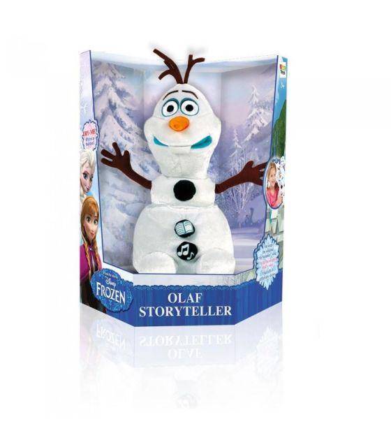 Plus Olaf,Povestitorul,lb romana