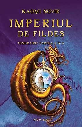 IMPERIUL DE FILDES (TEMERAIRE, VOL 4) PB