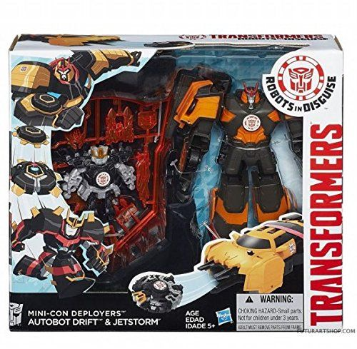 Transformers-Figurina Minicon,Deployers