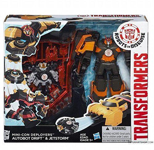 Transformers-Figurina Minicon,Deployers