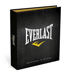 Biblioraft A4,8cm,Everlast
