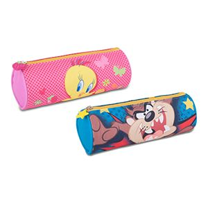 Penar cilindric,23x8x8cm,Looney Tunes