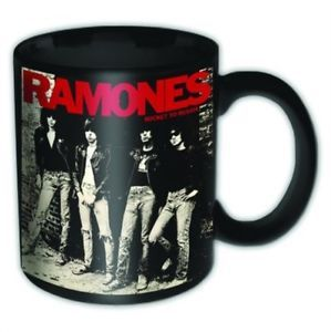 Mug RAMONES - ROCKET TO RUSSIA