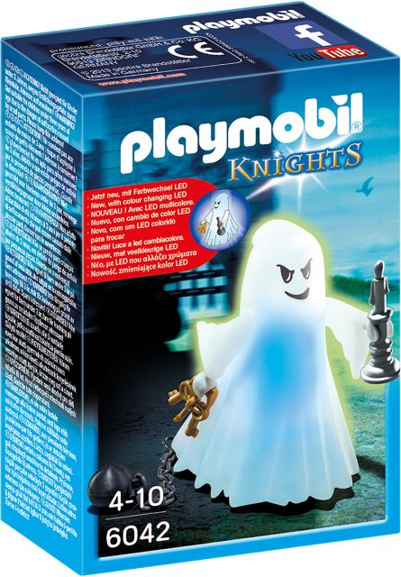Playmobil-Fantoma cu led