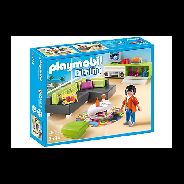 Playmobil-Camera de zi