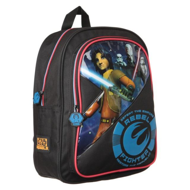 Rucsac 28x12x36cm,Star Wars Rebel Fighte