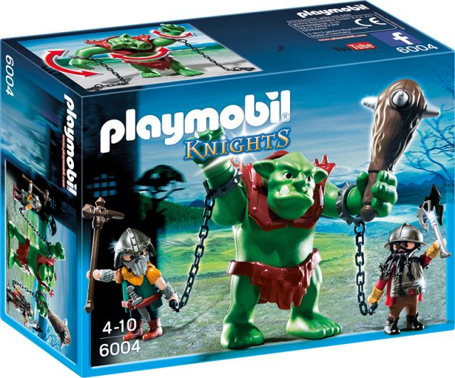 Playmobil-Urias cu luptatori pitici