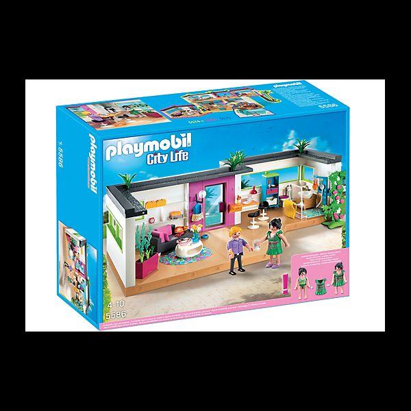 Playmobil-Vila pentru oaspeti