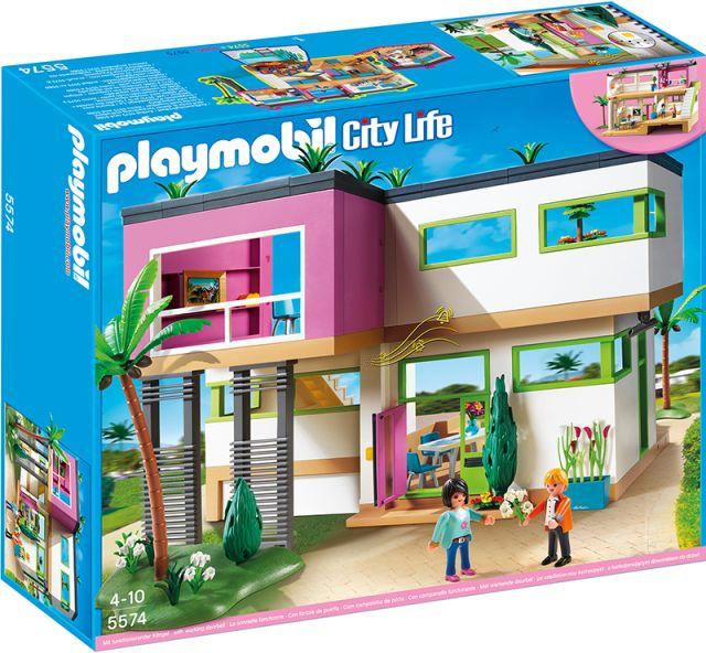 Playmobil-Vila de lux
