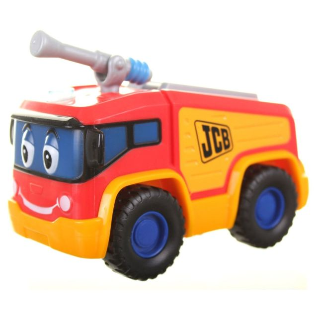 Masina JCB Frankie,cu sunete