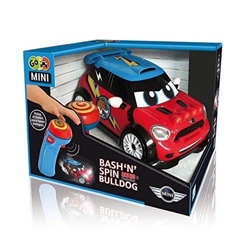 Masina Go Mini,RC,Bash n Spin Bulldog