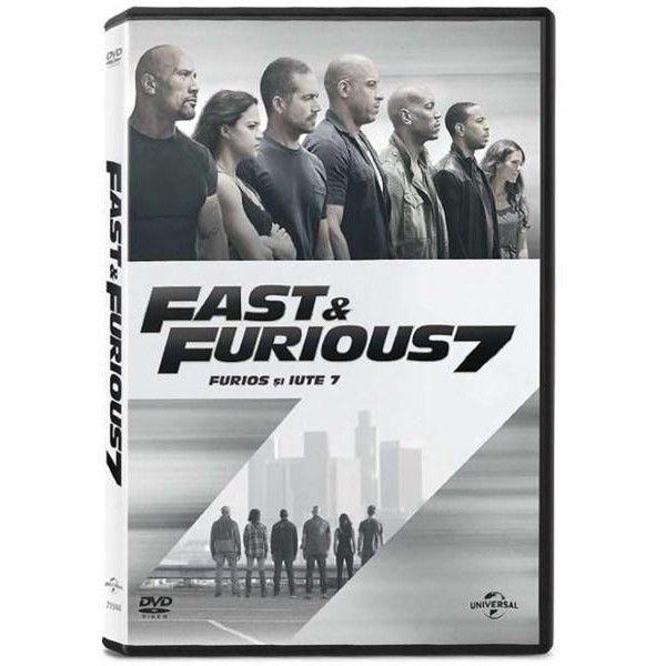 FAST &FURIOS 7 - FURIOS ?I IUTE 7