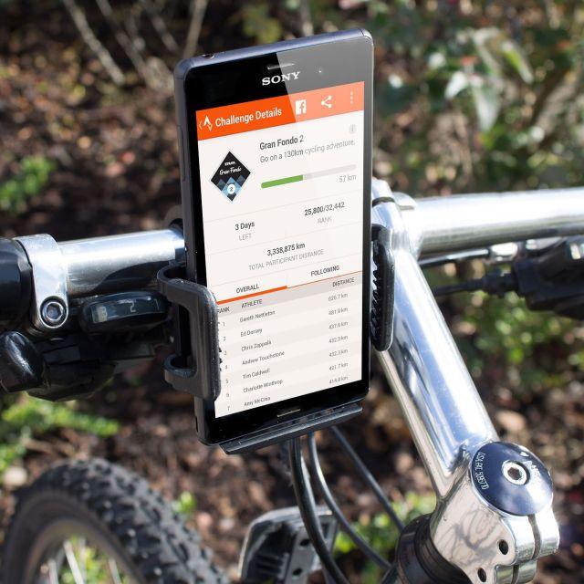 Suport telefon pentru bicicleta, Olixar