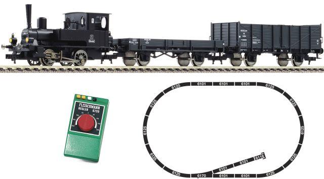 Trenulete Diorama
