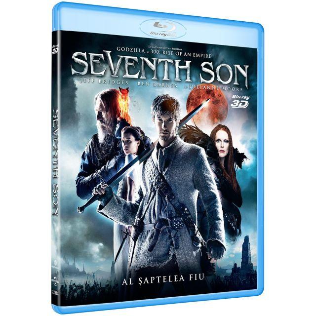 SEVENTH SON BD 3D - AL ?APTELEA FIU