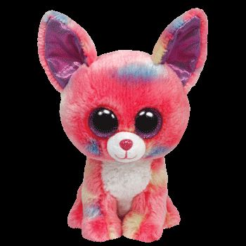 Plus TY Cancun-Chihuahua,roz,15cm