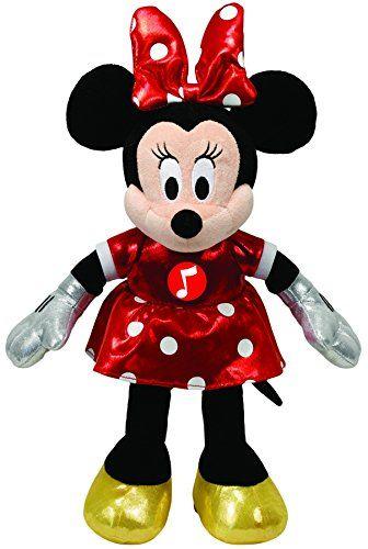 Plus TY Disney-Minnie,15cm