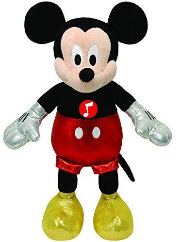 Plus TY Disney-Mickey,15cm