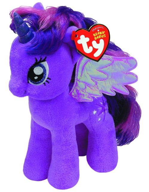 Plus TY MLP-Twilight Sparkle,24cm
