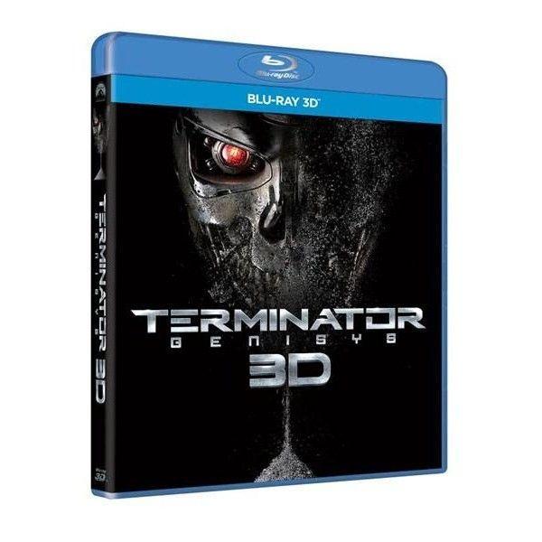 BD: TERMINATOR GENISYS 3D